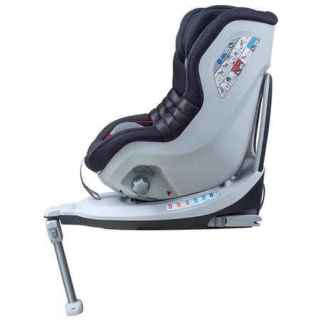 Scaun auto Rear Facing rotativ Tiago 0-18 kg negru KidsCare, image 6