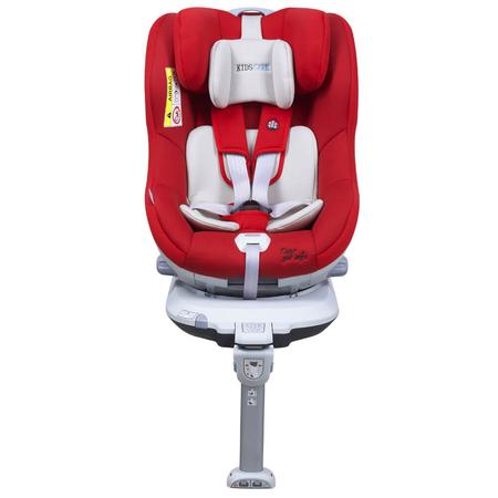 Scaun auto Rear Facing rotativ Tiago 0-18 kg rosu KidsCare, image 4