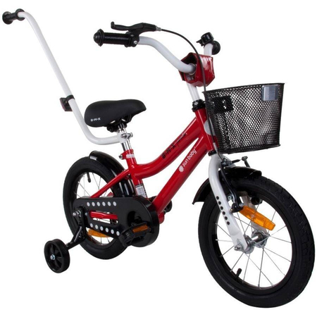 Bicicleta Sun Baby, BMX Junior 16, Rosu, image 1