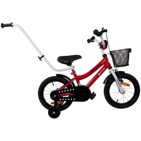 Bicicleta Sun Baby, BMX Junior 16, Rosu, image 2