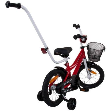 Bicicleta Sun Baby, BMX Junior 16, Rosu, image 3