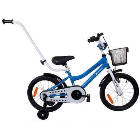 Bicicleta Sun Baby, BMX Junior 16, Albastru, image 1