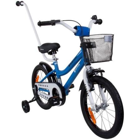 Bicicleta Sun Baby, BMX Junior 16, Albastru, image 2