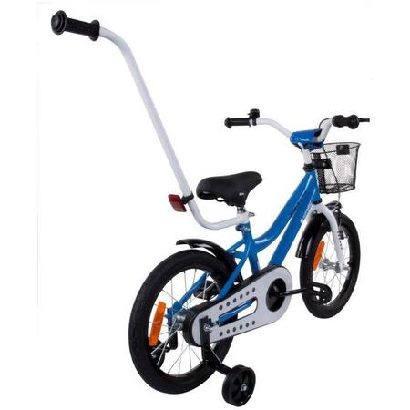 Bicicleta Sun Baby, BMX Junior 16, Albastru, image 3