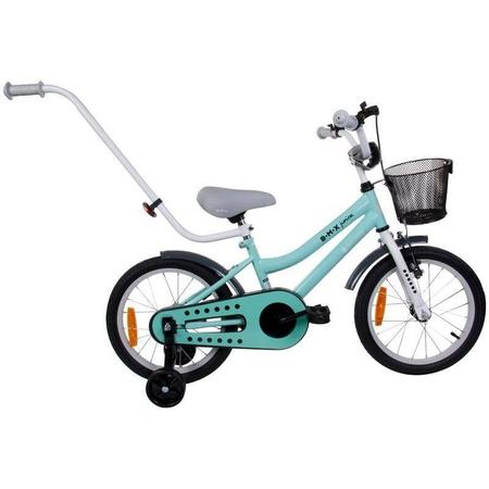 Bicicleta Sun Baby, BMX Junior 16, Turcoaz, image 1