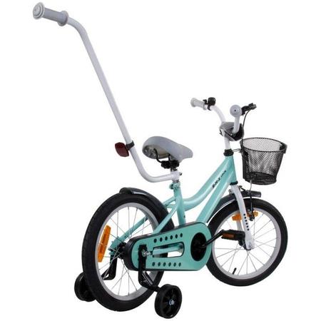 Bicicleta Sun Baby, BMX Junior 16, Turcoaz, image 2
