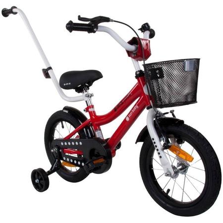 Bicicleta Sun Baby, BMX Junior 14, Rosu, image 2