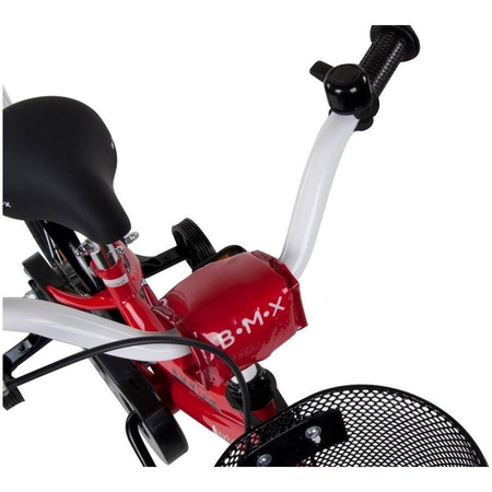 Bicicleta Sun Baby, BMX Junior 14, Rosu, image 4