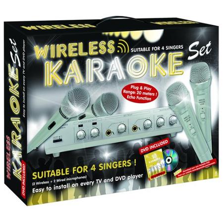 Karaoke Wireless DP Specials, image 1