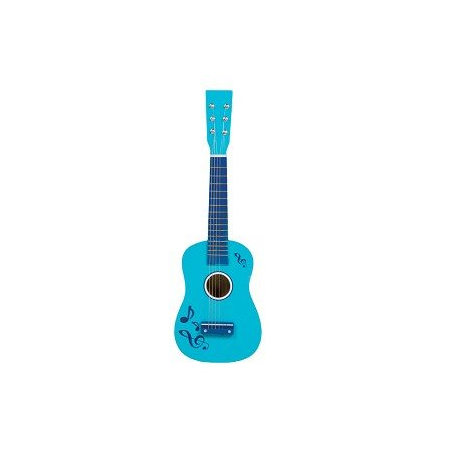 Chitara albastra New Classic Toys, image 1