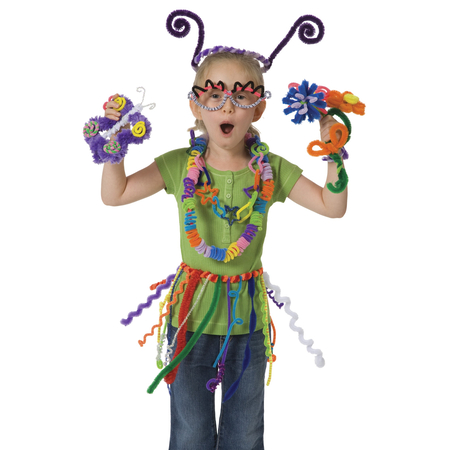 Creatii din sarma jenila kit multiuser Alex Toys, image 1