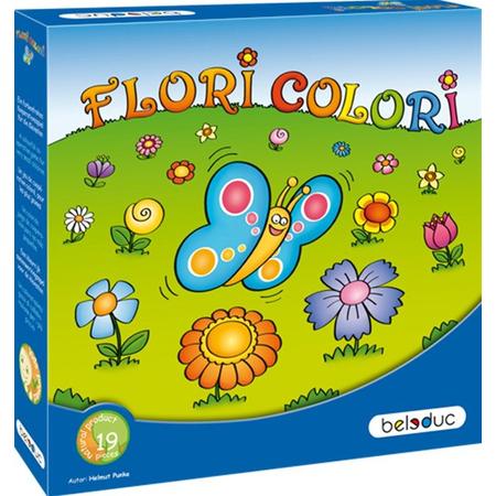 Joc Florile Colorate Beleduc, image 1