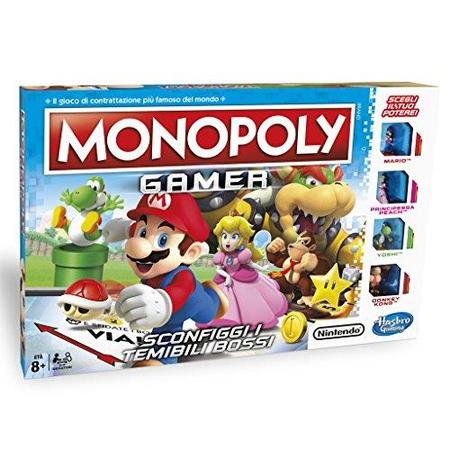 Joc de Societate Monopoly Gamer Hasbro, image 1