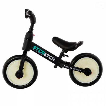 Bicicleta EURObaby PLUS JL 101 - Negru, image 2
