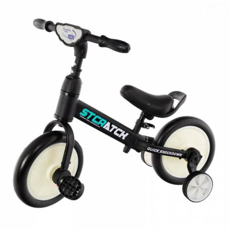 Bicicleta EURObaby PLUS JL 101 - Negru, image 1