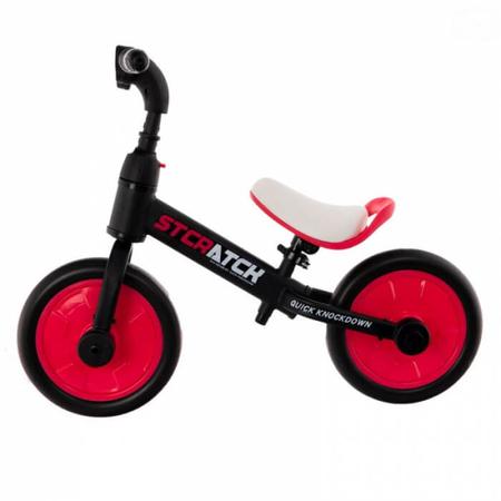 Bicicleta EURObaby PLUS JL 101 - Roz, image 2