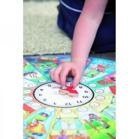 Puzzle circular Invata ceasul Beleduc, image 2