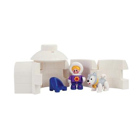 Set de joaca Polar Iglu First Friends Tolo, image 2