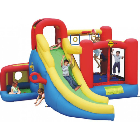 Saltea gonflabila Play center 11 in 1 Happy Hop, image 1